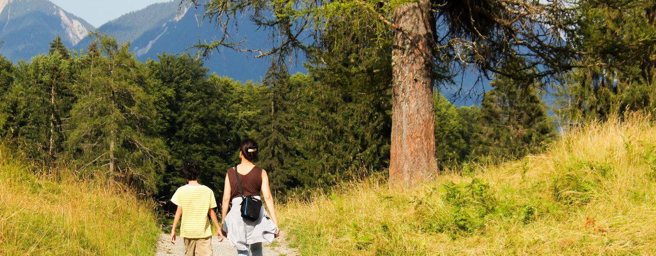 Vivi l'emozione di una vacanza attiva in Trentino