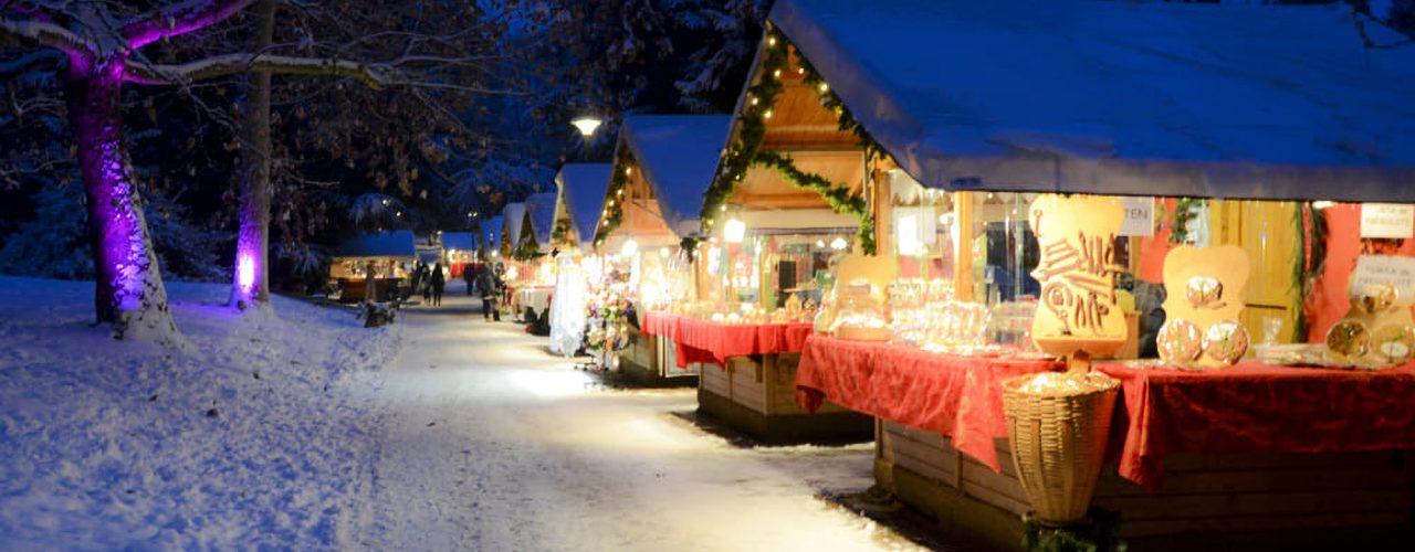 Mercatini di Natale a Levico Terme e in Valsugana